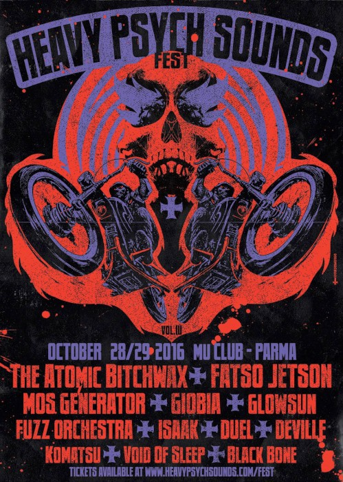 heavy psych sounds fest vol iii new poster