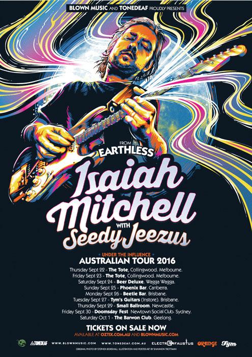 isaiah-mitchell-seedy-jeezus-tour-poster