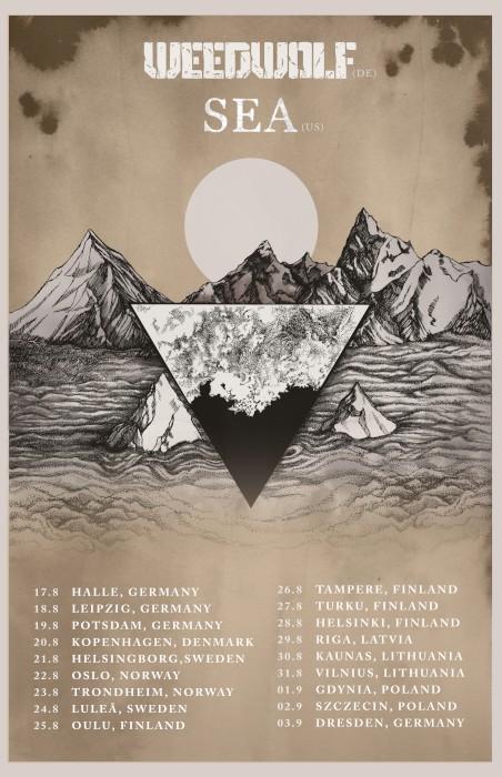 sea euro tour