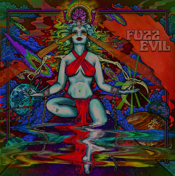 fuzz evil self-titled