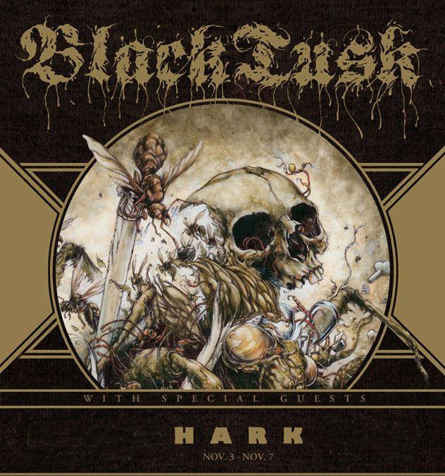hark tour poster