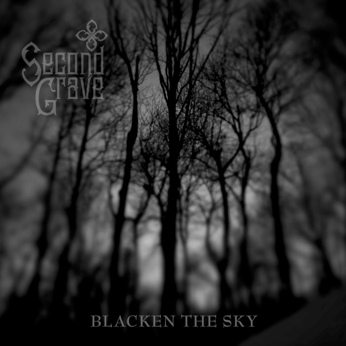 second grave blacken the sky