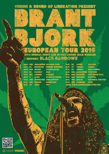 black-rainbows-brant-bjork-tour-poster