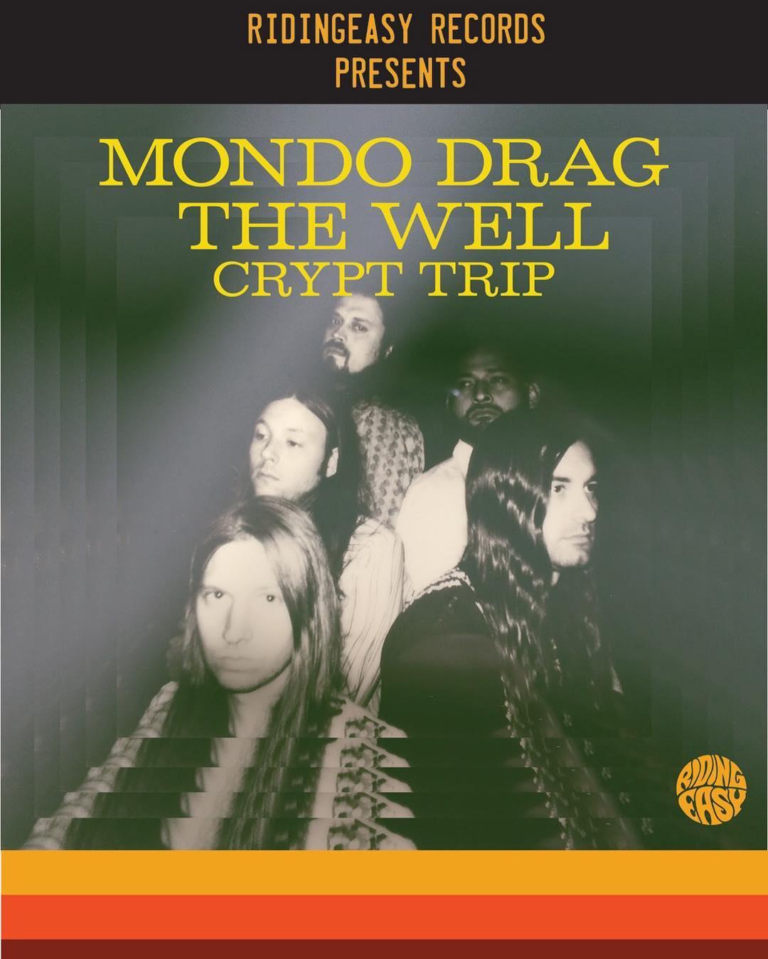 mondo drag the well tour