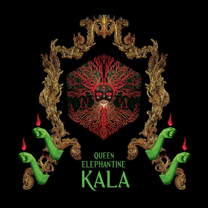 queen elephantine kala