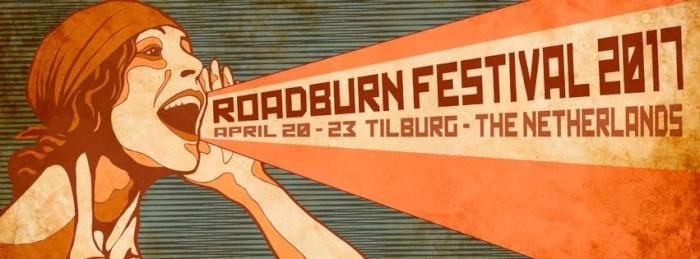 Roadburn 2017 banner
