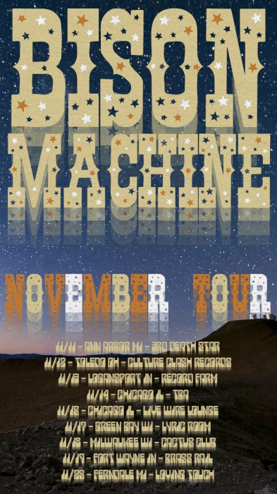 bison-machine-tour