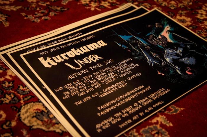 kurokuma-tour-poster