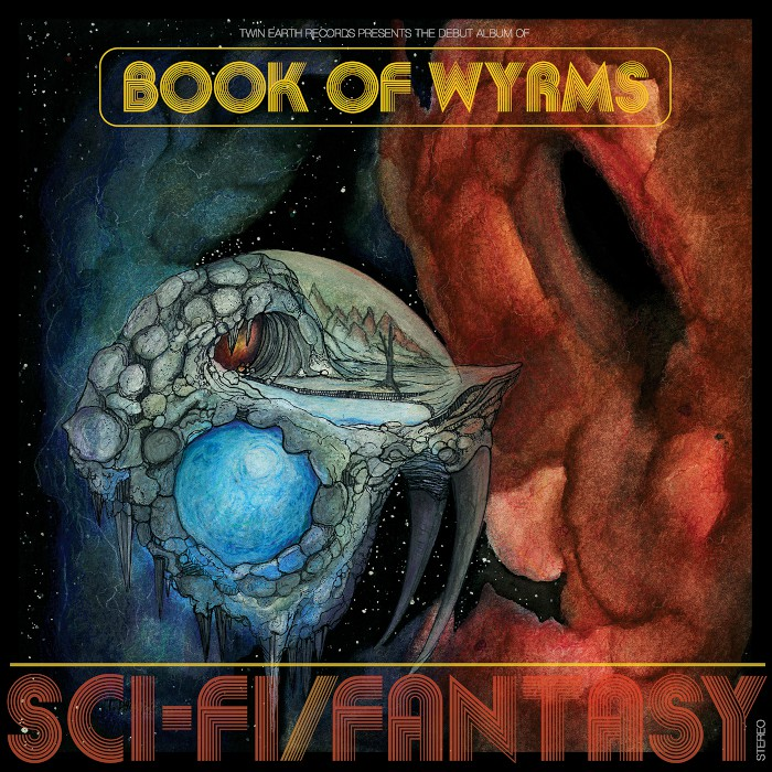 book of wyrms sci-fi fantasy