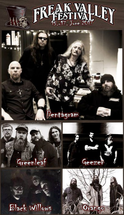 freak valley 2017 pentagram greenleaf geezer