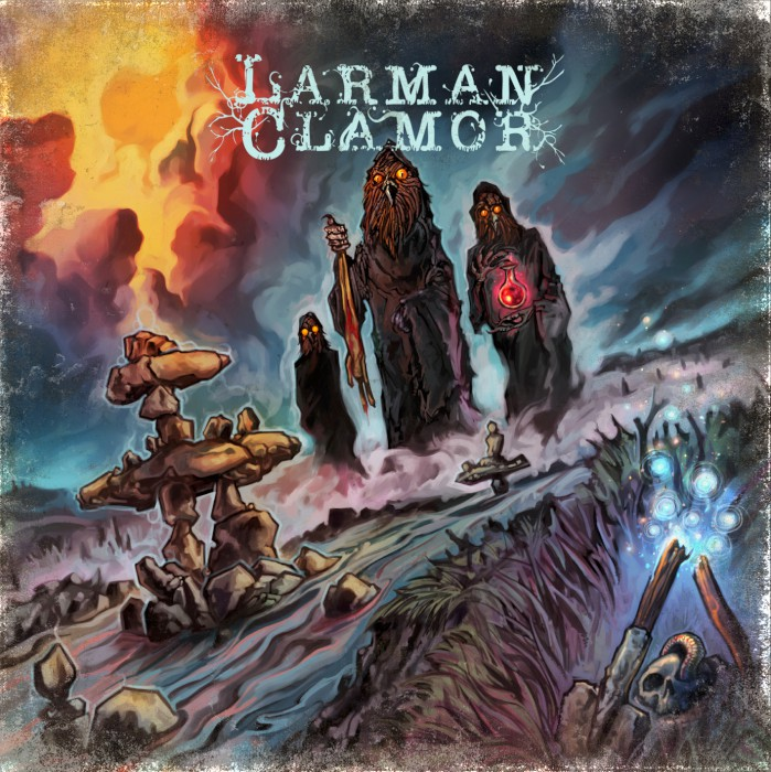 larman clamor beyonder