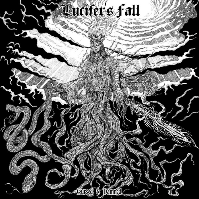 LUCIFER'S FALL To Release 'II: Cursed And Damned' Dec. 12