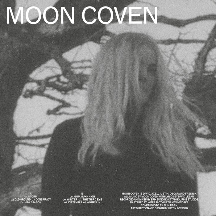 moon coven self-titled
