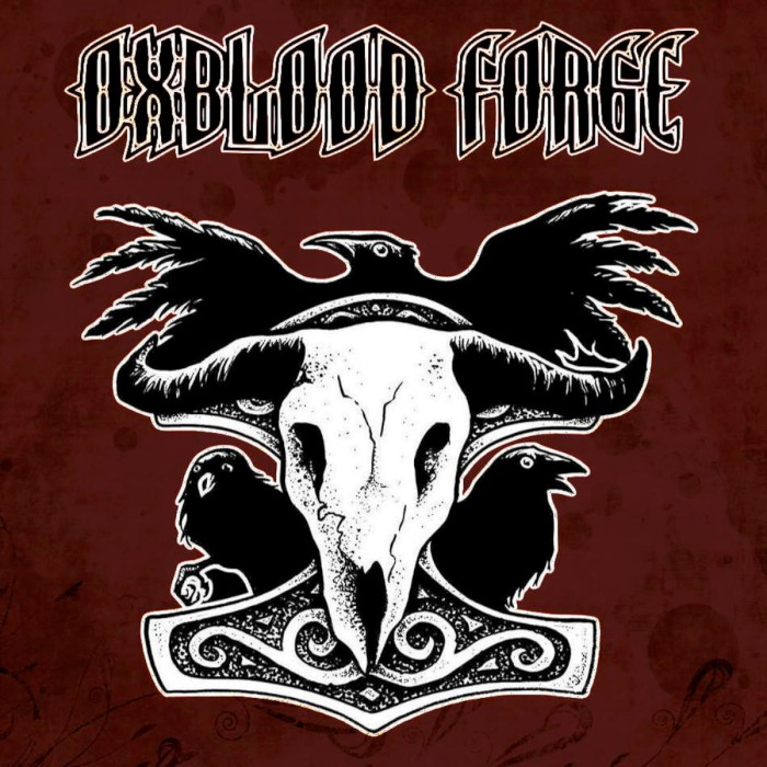 oxblood forge self-titled