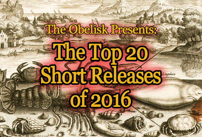 the obelisk top 20 short releases