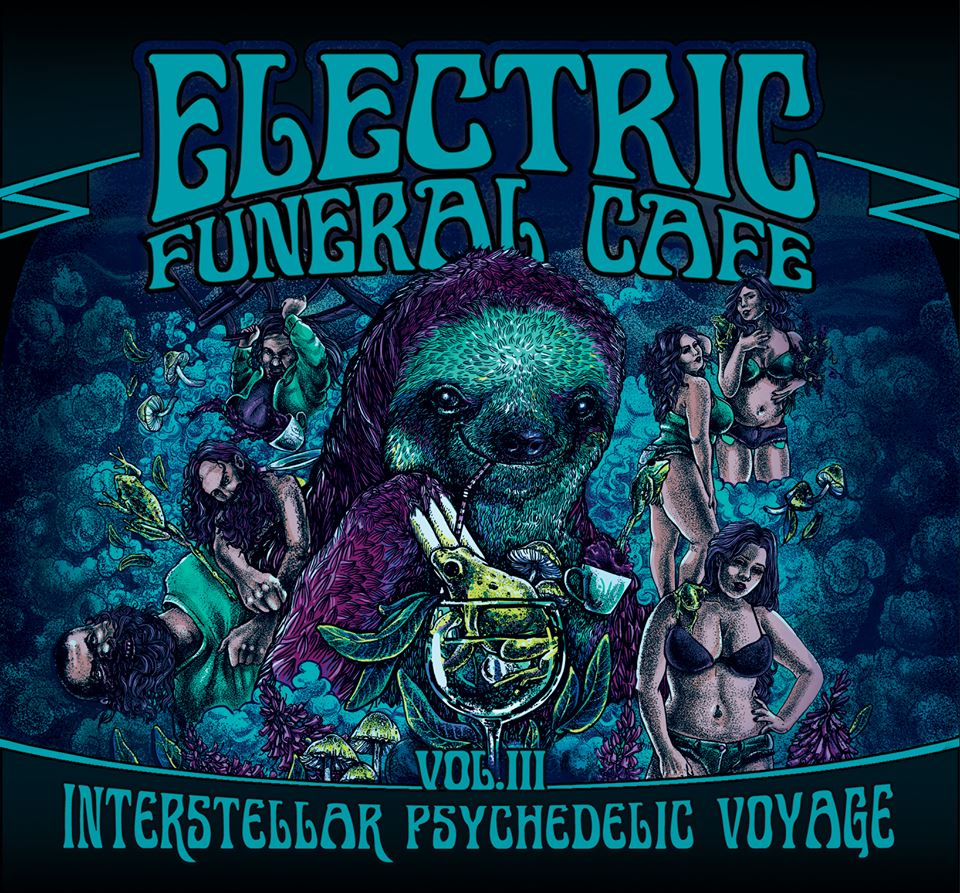 electric funeral cafe vol 3