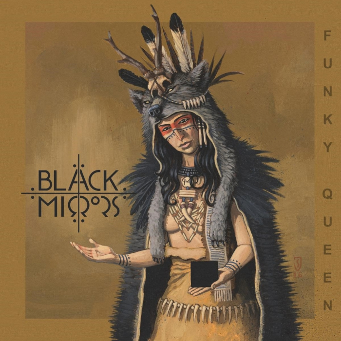 black mirrors funky queen