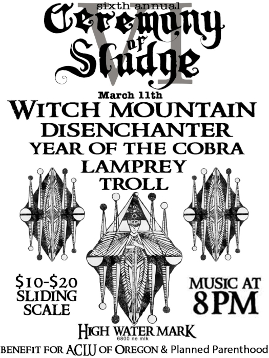 ceremony of sludge vi