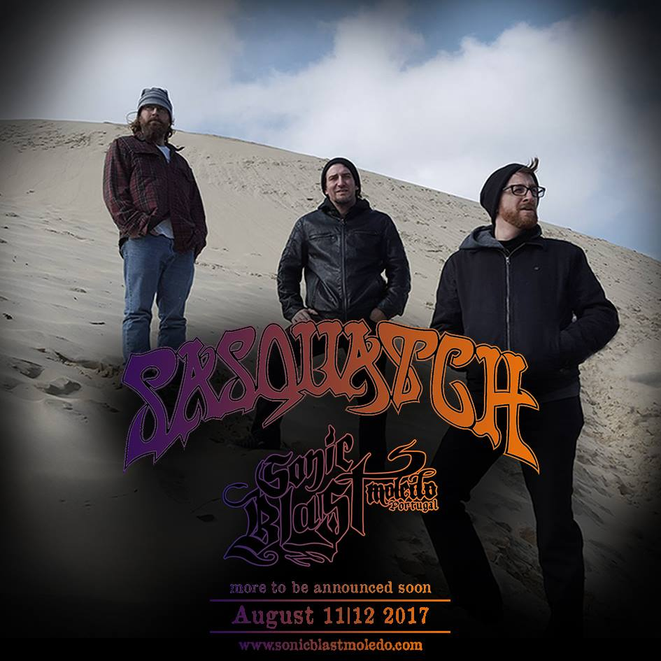 SONICBLAST MOLEDO 2017 Adds Orange Goblin, Sasquatch & More
