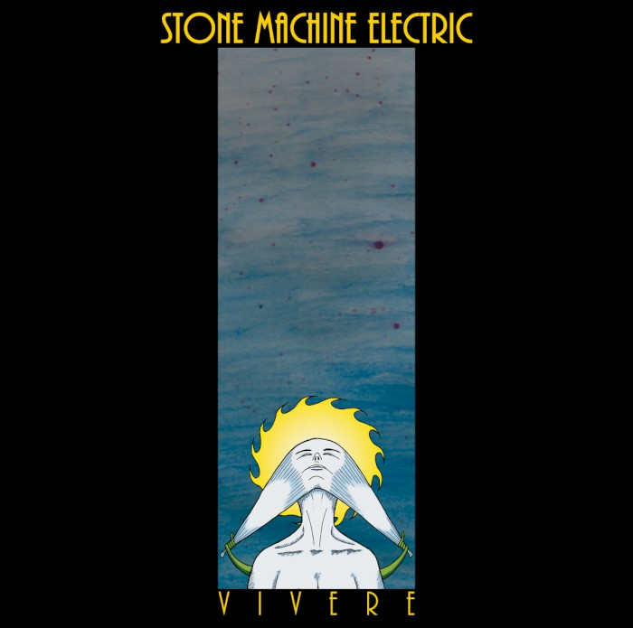 stone machine electric vivere