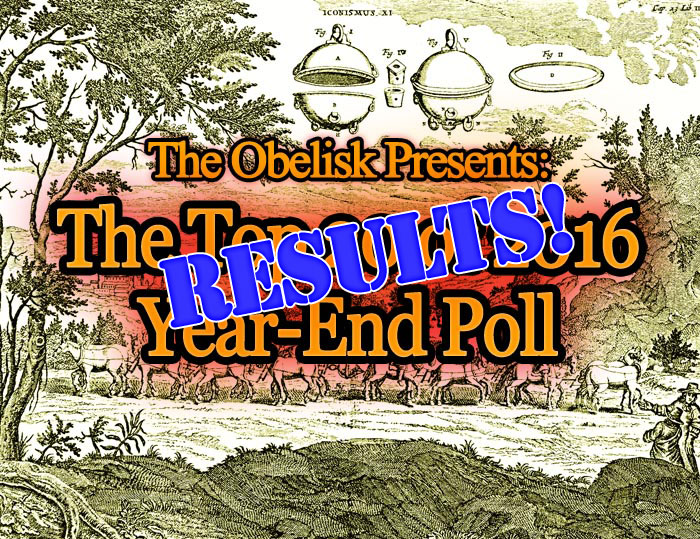 top 20 year end poll results