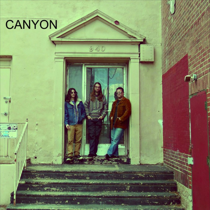 canyon self titled