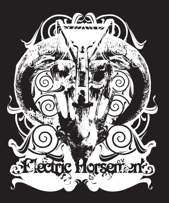 electric horsemen logo