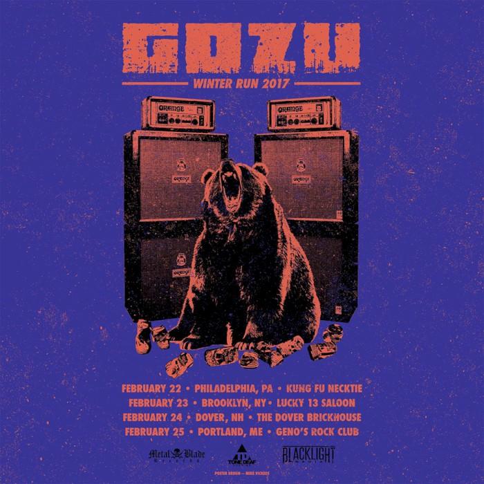gozu winter getaway