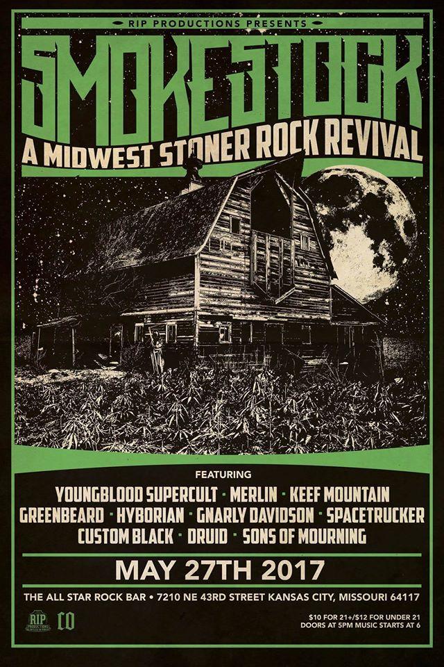 smokestock poster