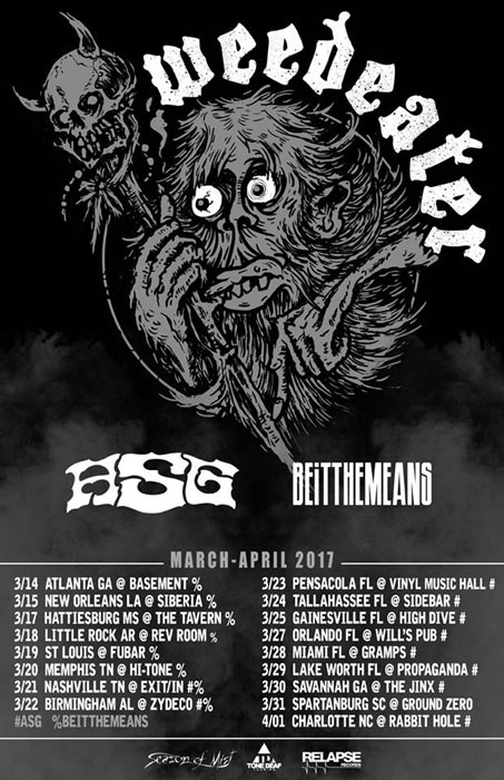 weedeater-tour