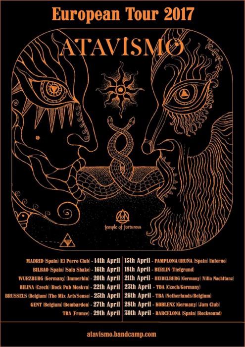 atavismo euro tour