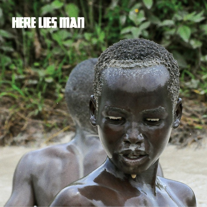 here lies man self titled