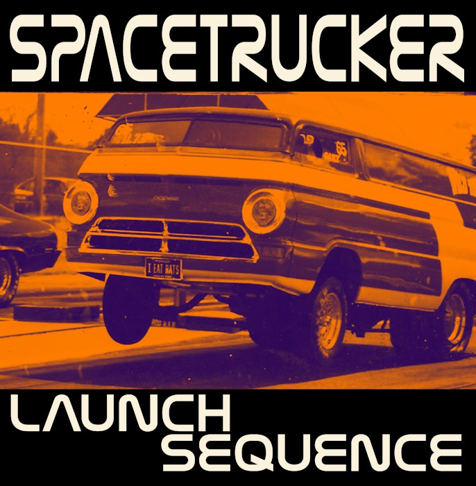 spacetrucker launch sequence
