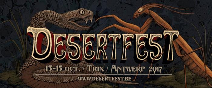 desertfest belgium 2017 banner
