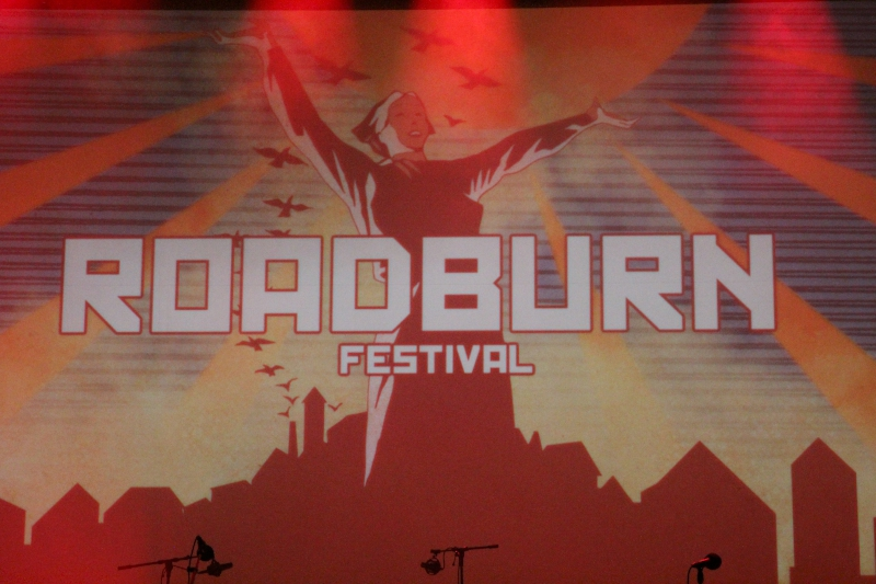 roadburn banner (Photo JJ Koczan)