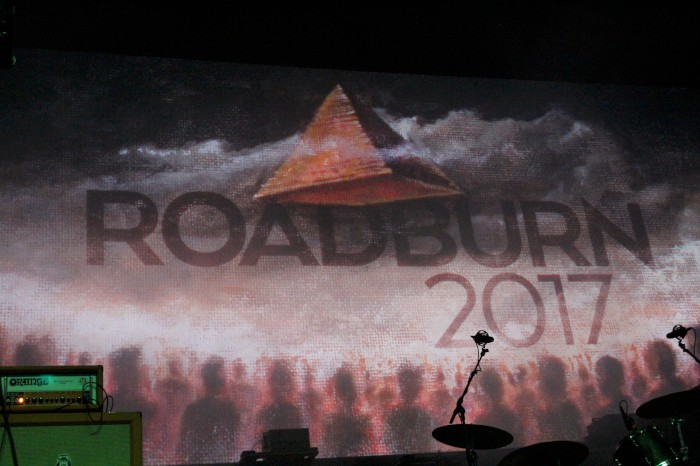 roadburn 2017 banner (Photo by JJ Koczan)
