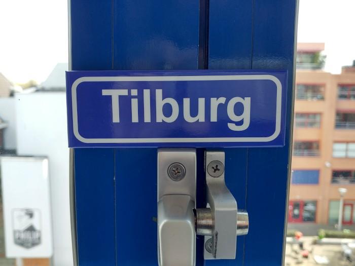 TILBURG FRIDGE MAGNET