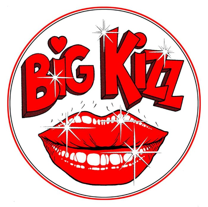 big kizz eye on you
