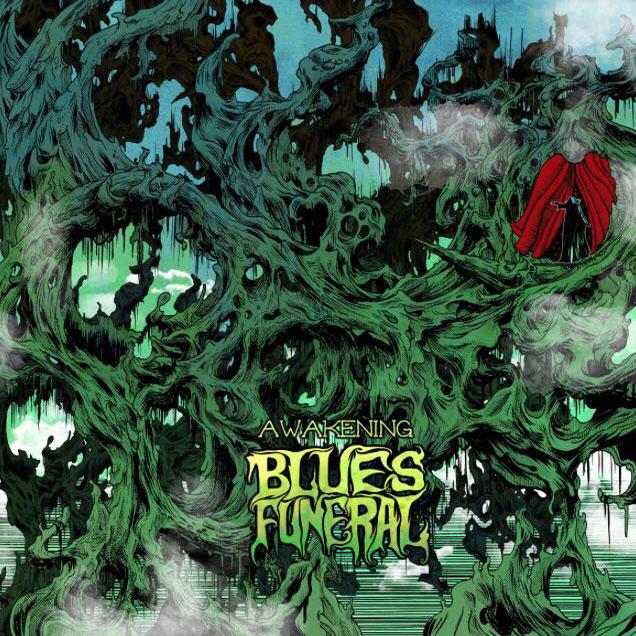 blues funeral awakening