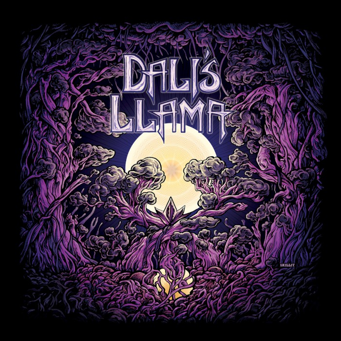 dali's llama the blossom