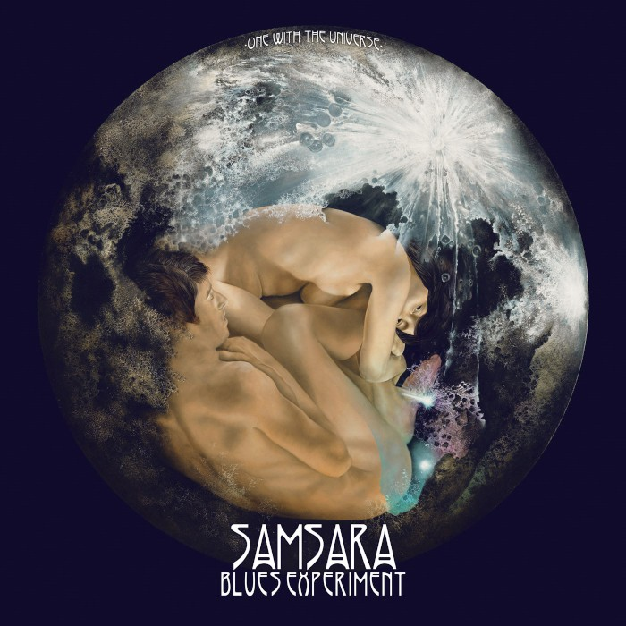 samsara blues experiment one with the universe