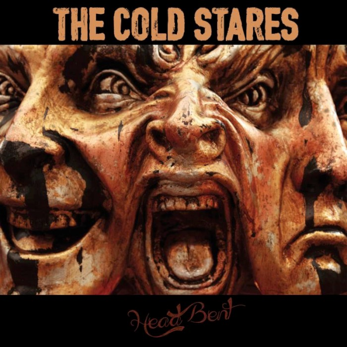 the cold stares head bent