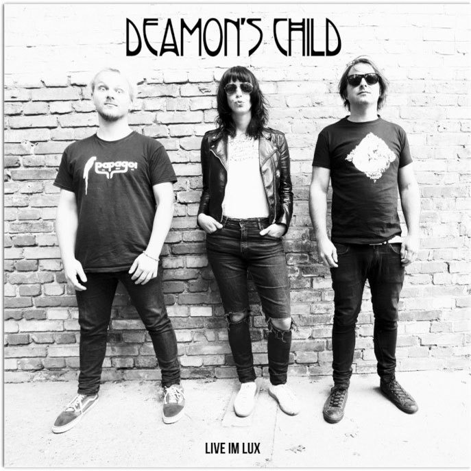 deamon's child live im lux