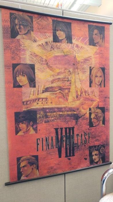 final fantasy viii banner