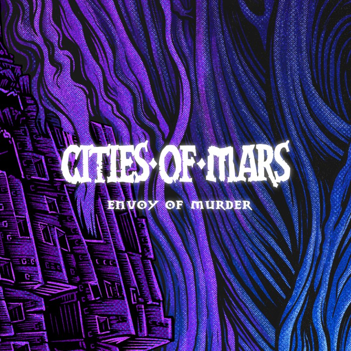 cities of mars envoy of murder