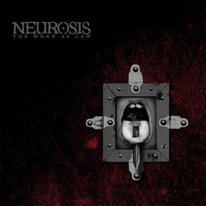 neurosis the word as law