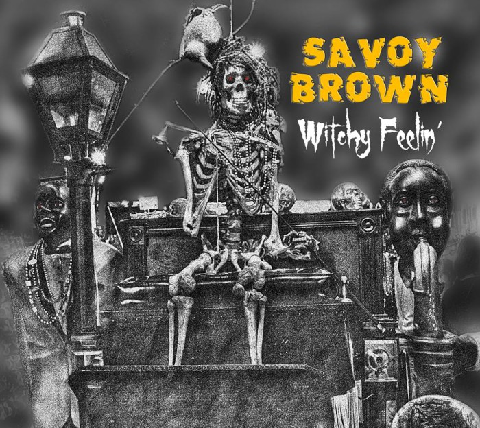 savoy brown witchy feelin