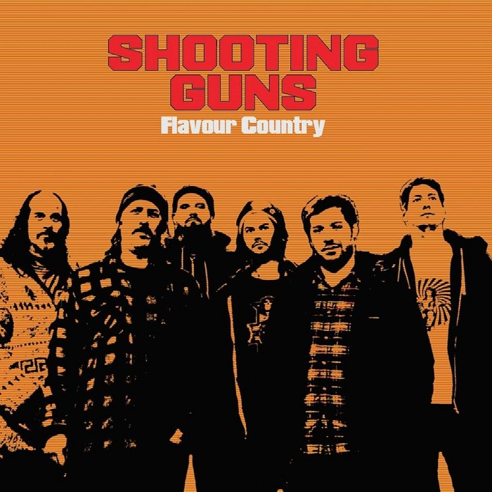 shooting guns flavour country