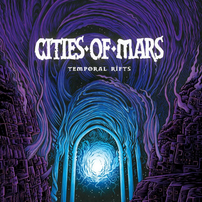 cities of mars temporal rifts