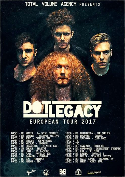 dot legacy tour